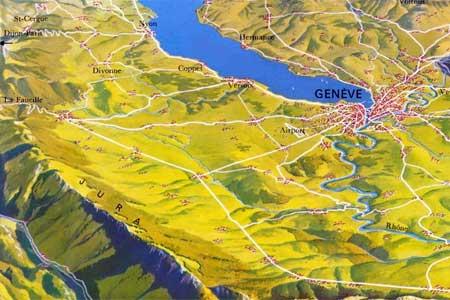 rencontre pays de gex Saint-Laurent-du-Maroni